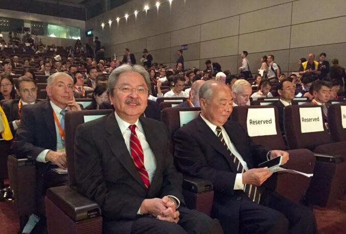 曾俊华、何忠友:香港在创新创业方面具良好条件