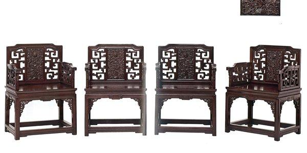 明清傢具的裝飾符號