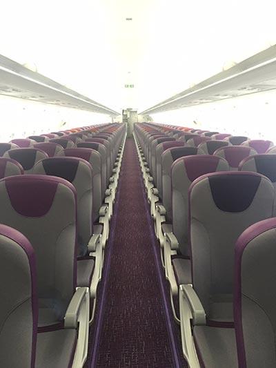 香港快運斥數十億美元租用12架a320neo 新客機座位增加8個