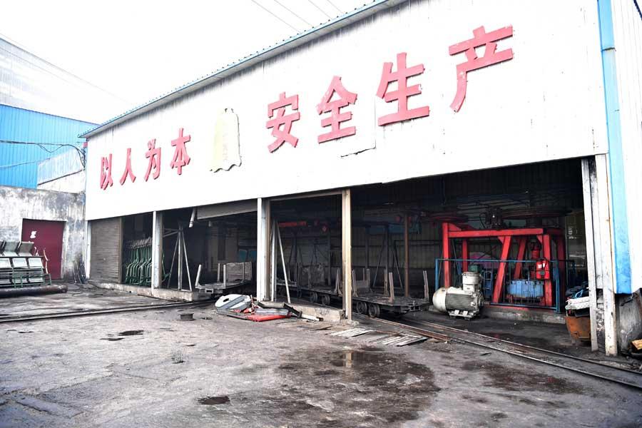 河南一煤礦發生冒頂事故 致5人亡仍7人被困