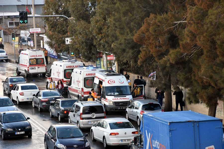土耳其海濱城市汽車炸彈襲擊致十餘人死傷