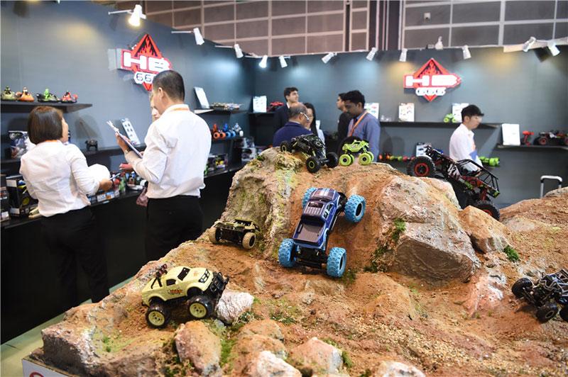 亞洲最權威玩具展 寵物專區引潮流