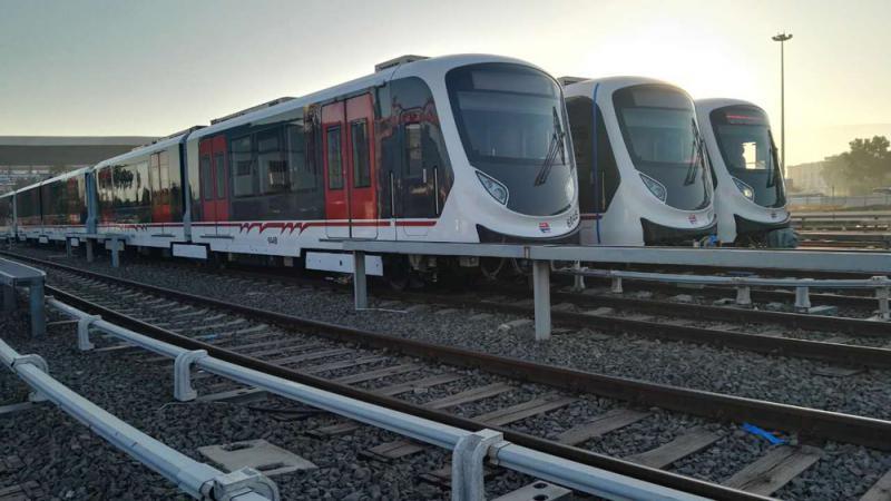 图:2016年11月24日,中国出口欧洲首个地铁项目在土耳其正式运营图片