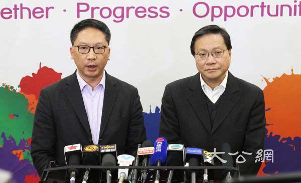 袁国强:「一地两检」需符基本法 乘客法律权责不变