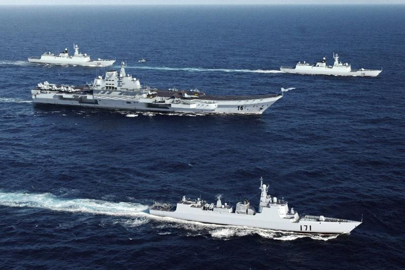 中国急需航母编队之眼
