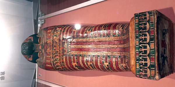 大英博物館百物「古今同展」