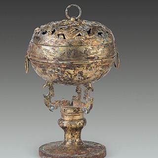 漢代青銅器實用美觀