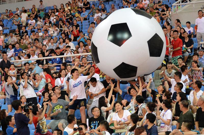 体育赛事ip成风口 规模料3600亿