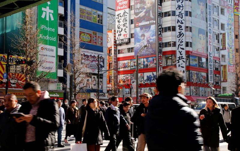 消費開支帶動 日經濟連增長八季