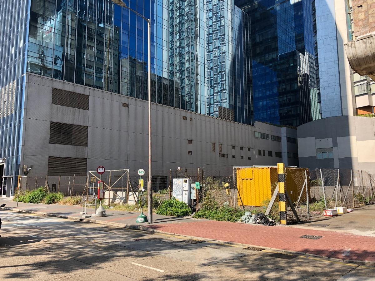 林子峰逾16亿购观塘敬业街41号地盘图片