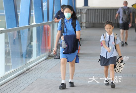 调查:近四成香港青少年焦虑指数达中等以上