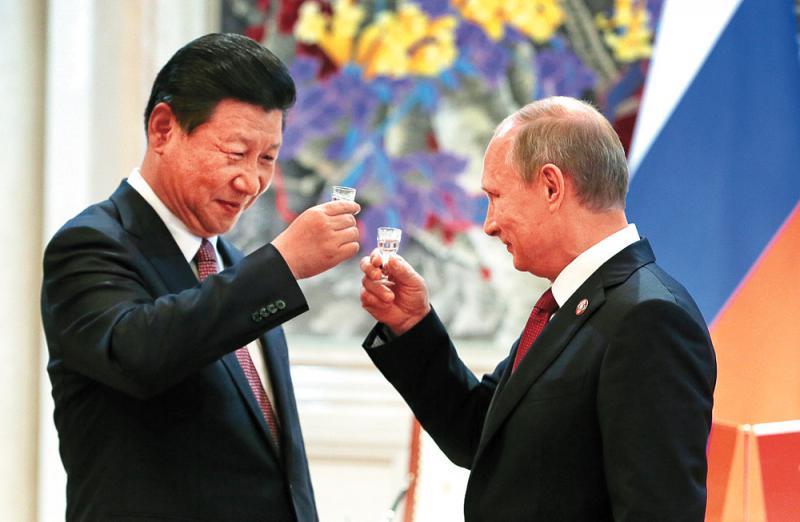幸运飞艇官方投注网址:普京:�主席是好夥伴好朋友