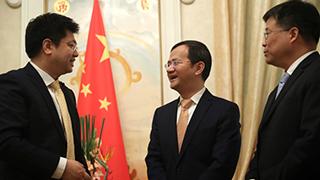 """殷勇:北京謀劃服務業開放試點 """"香港服務""""迎機遇"""