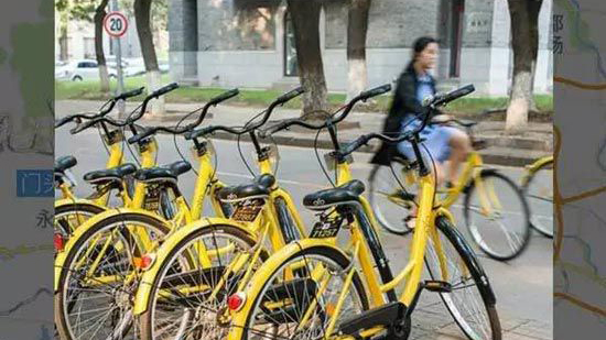 无处安放的单车背后是无处安放的文明