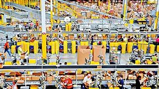 亚马逊市值突破8000亿美元 ?美五大科技股总值超德国GDP