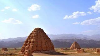 古西夏帝王将相之陵墓为何千年从不长草也从未落鸟?