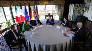 G7蜕变敲响西方同盟的丧钟