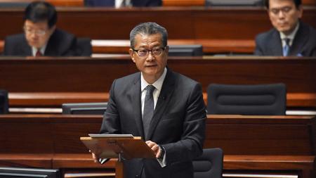陈茂波:空置税研究结果快公布 政府无意推行资产增值税