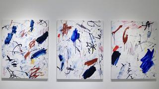 韩画家展当代艺术