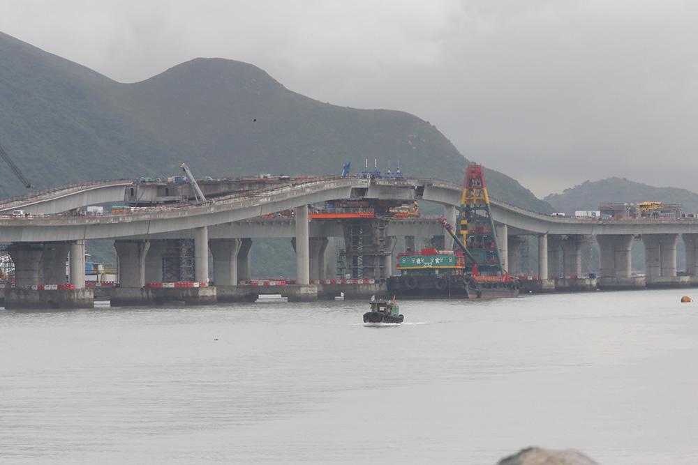 港珠澳大桥混凝土测试造假案 一技术员认罪下月判刑