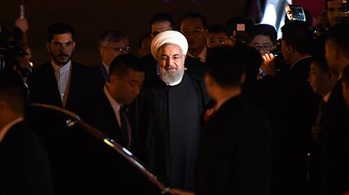 伊朗寻求中俄挽救核协议