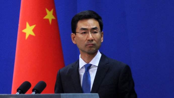 外交部:应朝鲜要求,中国民航为其提供有关服务