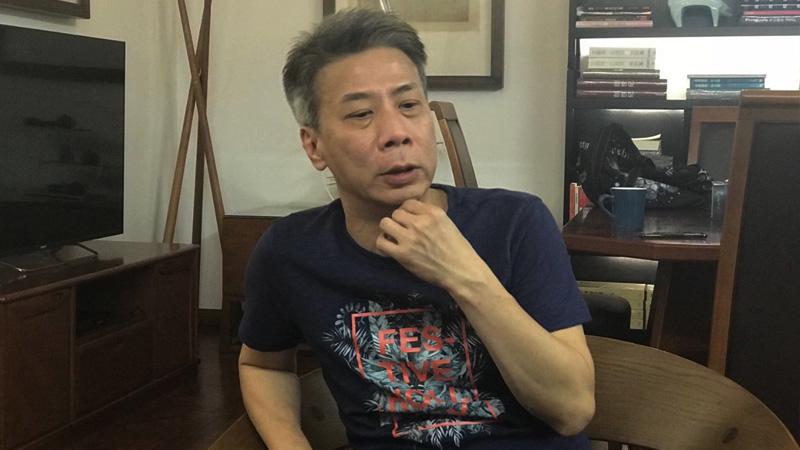 香港音乐人刘卓辉 著书追忆Beyond光辉岁月