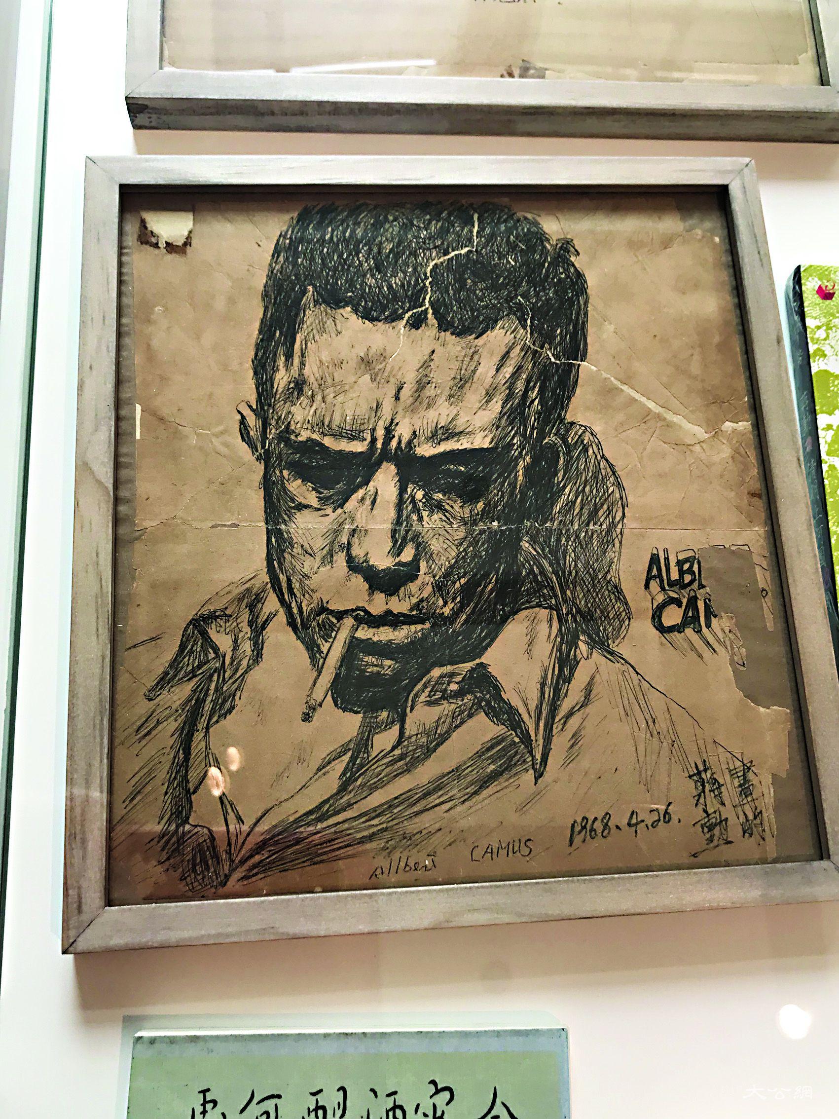 蒋勋首次在内地举办艺术展