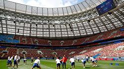 """""""中国队""""提前到现场 各商家强势布局俄罗斯世界杯"""