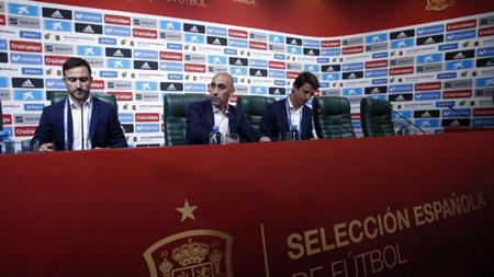世界杯西班牙臨陣換將 希亞路臨危受命領軍出征