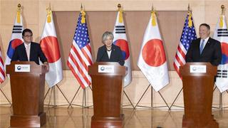韩外长:韩美军演将由两国军事部门商定