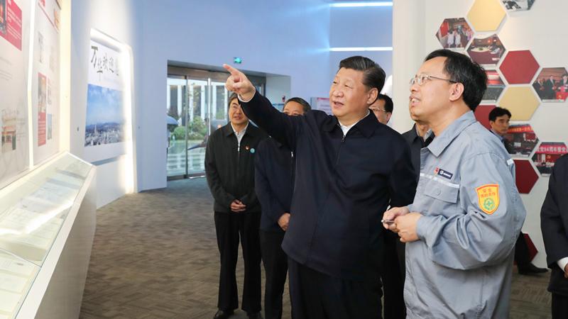 习近平:搞好国企一定要改革 创新不能保残守缺