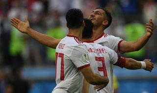 摩洛哥补时自摆乌龙 伊朗1比0险胜