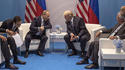 特朗普称近期或与普京会面 俄方:不排除此可能性