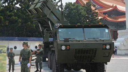 """把台湾当""""肥羊"""" 美将爱国者三型导弹技术转移给台商"""