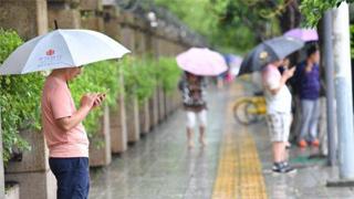 """四川盆地至长江中下游一带将成强降雨""""主战场"""""""