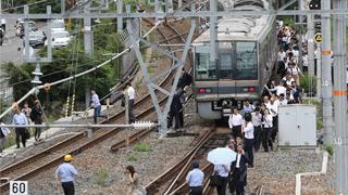 日本大阪6.1級地震已致5人死亡 災區供電基本恢復