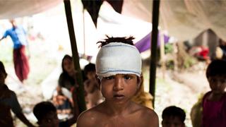 联合国报告:全球每110人中就有1人流离失所