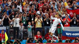 C罗2战4球!葡萄牙1-0胜摩洛哥