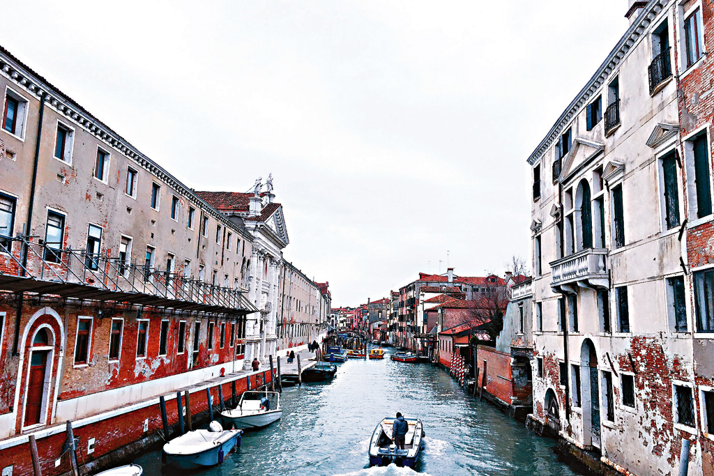 初见浪漫水城威尼斯——千年文化底蕴铸就的美好风景