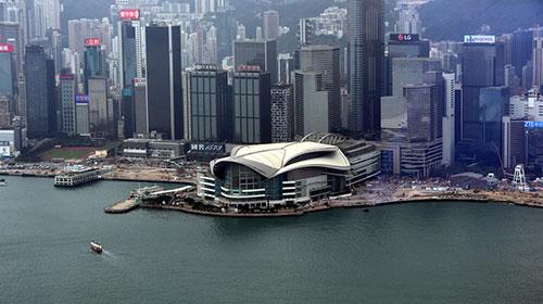 2017年中国城市可持续竞争力排名出炉 香港列第一位