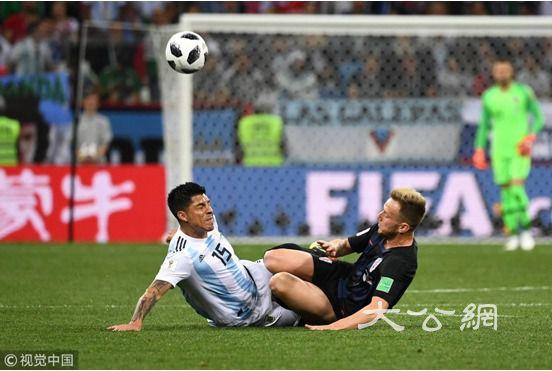 天生要强 与梅西携手再战世界杯 阿根廷0 3负于克罗地亚
