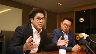 搭高铁赴北京 霍启刚冀港青参访团认识国家发展战略