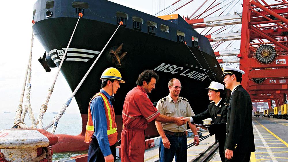 ?深圳港谋升级与港共建自贸港 瞄准国际航运中心