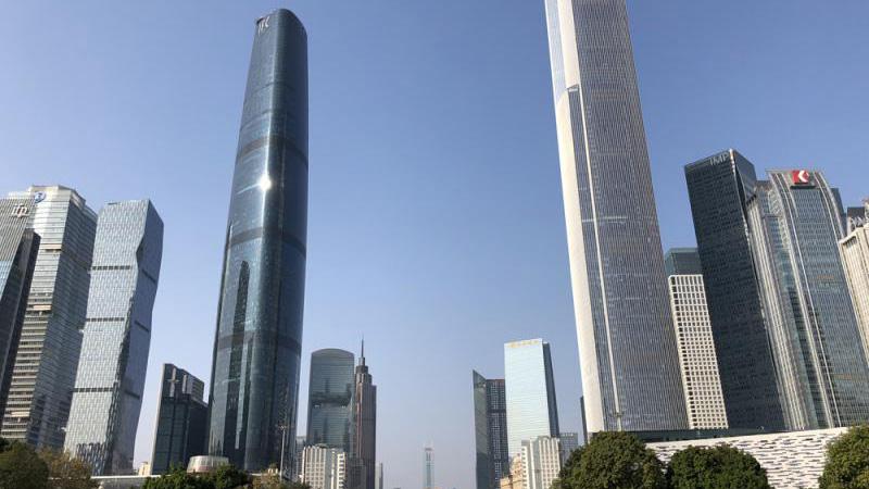 粤港澳打造标杆性金融发展指数 为湾区金融提供参考