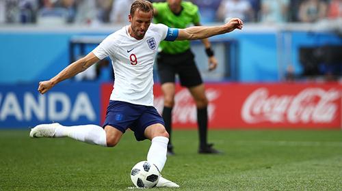 英格兰6-1巴拿马携手比利时晋级 凯恩戴帽超C罗