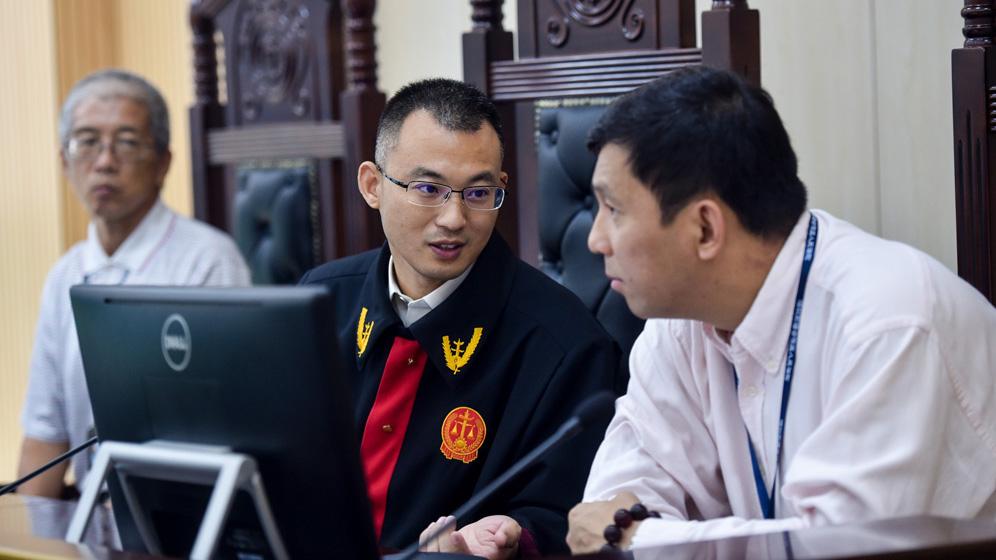 深圳前海法院提升法治 增加19名港人陪审员