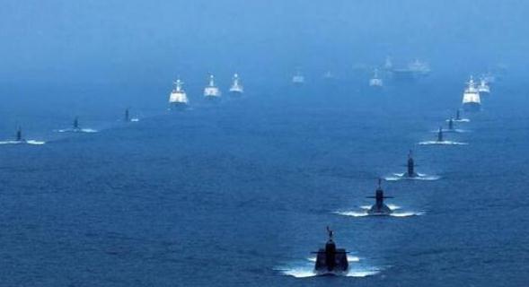 海军将领密集调升军委创新纪录