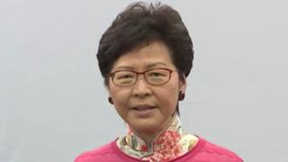 林郑:特区政府正积极细化大湾区规划纲要
