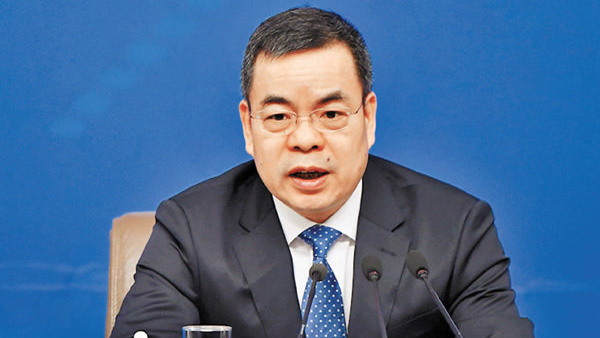 张荣顺任澳门中联办副主任 陈斯喜不再担任